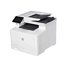 Color LaserJet Pro MFP M477fdw - White
