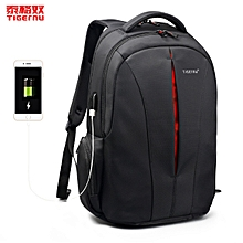 "TigerNu USB Anti-Theft 15.6"" Laptop Business Backpack"