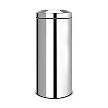 287527 - Flame Guard Waste Bin - 30 Litres - Brillinat Steel
