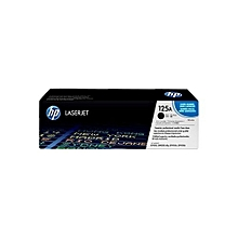 125A (CB540A) - LaserJet Toner Cartridge - Black