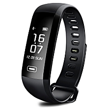 CURREN R5 Max 0.96 Fitness Smart Bracelet Blood Oxygen Heart Rate Monitor  Call Remind Watch