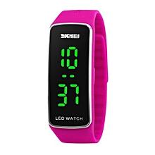 2016 Lady Sports Watches Digital Watch Women Clock SKMEI Fashion Relogio Feminino Relojes Mujer LED Display Ladies Wristwatch