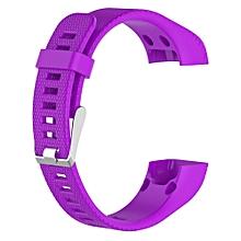 Replacement Silicone Band Strap Wristband Bracelet For Garmin vivosmart HR+ PP