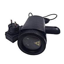 Outdoor LED Lawn Lamp Dynamic Laser Light Waterproof Remote Control Spot Light