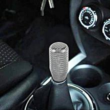 Universal Car Gear Shift Knob Modified Car Gear Shift Knob Auto Transmission Shift Lever Knob Carbon Lead Gear Knobs