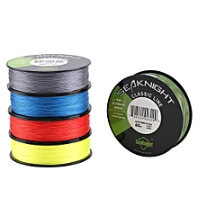 SeaKnight L-500M-CL New Classic 500M Fishing Line Super Strong PE Braided Multifilament Rope 6-80LB