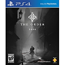 PS4 Game The Order 1886