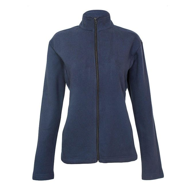RAGATI Navy Blue Ladies Fleece Jacket | Buy online | Jumia Kenya