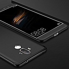 GKK for  Huawei Mate 9 PC Three - paragraph Shield 360 Degrees Full Coverage CaseBack Cover(Black)