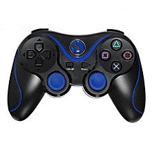 Gpad PSP001 Wireless Gamepad Bluetooth Gaming Controller For Sony Playstation 3 PS3 (Black+Blue)