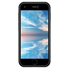 "7S 2G Smartphone 2.54"" 1GB RAM 8GB ROM Android 6.0 Dual Cameras - BLACK"