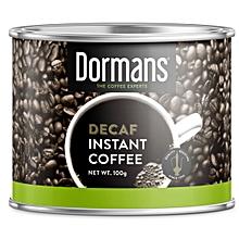 Decaf Instant Coffee- 100g