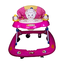 baby walker with music system and lights