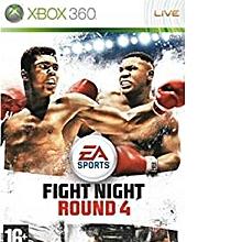 XBOX 360 Game Fight Night Round 4