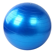 douajso 55cm Exercise Fitness GYM Smooth Yoga Ball BU