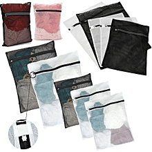 5 Packs Underwear Clothes Aid Bra Socks Laundry Washing Machine Net Mesh Bag