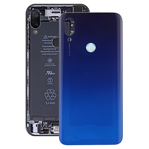 Twilight Blue >> Battery Back Cover For Xiaomi Redmi 7 Twilight Blue