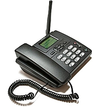 Gsm Phone For Office and Home with SIM Slot FM Radio