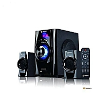 SHT 1156bt -- Sub-woofer BlueTooth  System –- Black 5700W P.M.P.O