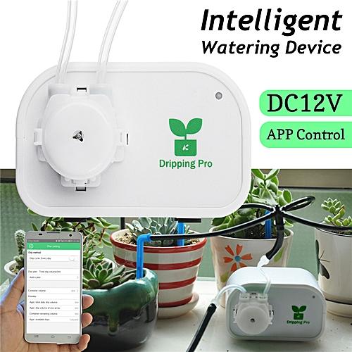 Automatic Drip Irrigation Kit USB Pot Plants Self Watering System App  Control