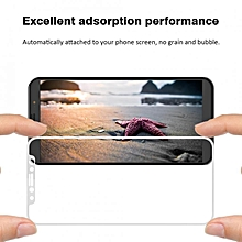 YOSOO Ultra Thin 3D HD Curved Carbon Fiber Tempered Glass Screen Protector For IPhone X