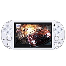 4.3'' PSP Portable Handheld Game Console Player 300 Games Built-in Video Camera White