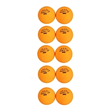 10 PCS/Bag Table Tennis Ball 3 Star Ping Pong Balls For Competition Training