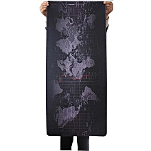 New Style Large Size 900x400x3mm World Map Speed Extended Gaming Mouse Mat Pad Laptop