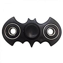 Batman Hand Fidget Spinner Stress Reliever -  Black