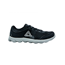 Running Shoes- E43447hblack/Grey- 43