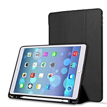 For iPad Pro 10.5 Case with Apple Pencil Holder Slim Auto Wake/Sleep Smart Cover HSL-G
