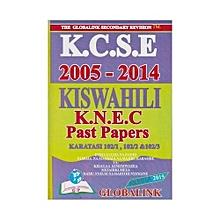 KCSE KNEC Kiswahili Lugha 1995-2011