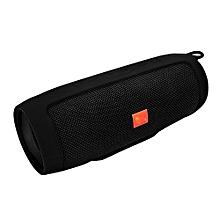 Portable Mountaineering Silicone Case - Black