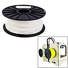 PLA 1.75 Mm 3D Printer Filaments(White)