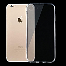 For  IPhone 8 & 7  0.75mm Ultra-thin Transparent TPU Protective Case(Transparent)