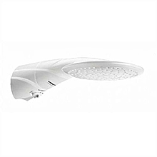 Advanced Turbo Pressurized Shower - White (with Pump)