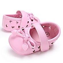 Baby Infant Kids Girl Leather Toddler Newborn Shoes