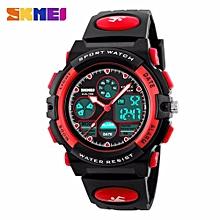2017 SKMEI Fashion Cute Children Watch Led Display Digital Watches Relogio Quartz-Watch Electronic Wristwatches Kids Sports Watches 1163