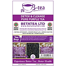 Detox & Cleanse Pure Purple Tea Bags