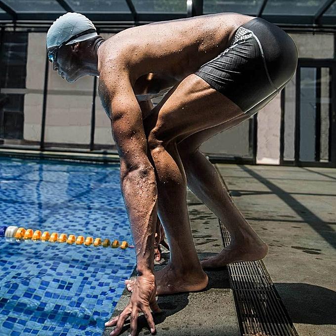 e63e8196ab888 ... Xiaomi 7th Summer Men LYCRA Fiber Polyester Beach Shorts Quick Drying Swimwear  Swimming Trunks ...