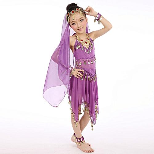 Buy Muyi Handmade Children Girl Belly Dance Costumes Kids Dancing