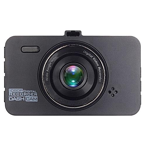 Generic Auto 1080P Hd Dash Cam Car Dvr Video Recorder G Sensor Cam Vehicle Avi Driving Recorder @ Best Price | Jumia Kenya