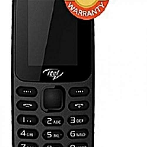 2171 Wireless FM, Torch, Dual SIM Feature Phone - Black