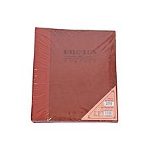 Photo Albums - Photo Classic- Leather album