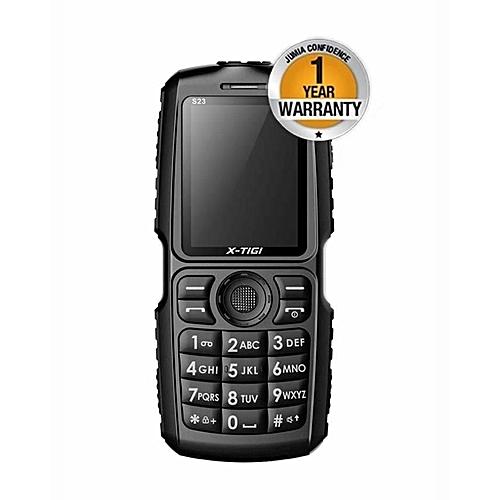 S22 - 10000mAh Universal Powerbank Phone - Black