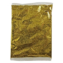 Hequeen New Fashion High Quality Women Gender 100g Nail Art Metal Glitter Powder Dust Gem Craft Card Decorating