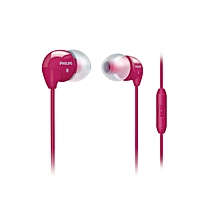 SHE3595PK/00- Small In-Ear Headphones - Pink