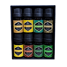 Essential Oil Gift Set x 8