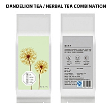 Dandelion Leaf Tea Herbal Tea Organic 60g 1 Bag Assuage Thirst Aroma Flower Tea Small Poly Tourism
