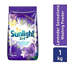 Lavender Sensations (Purple) Hand Washing Powder - 1kg.
